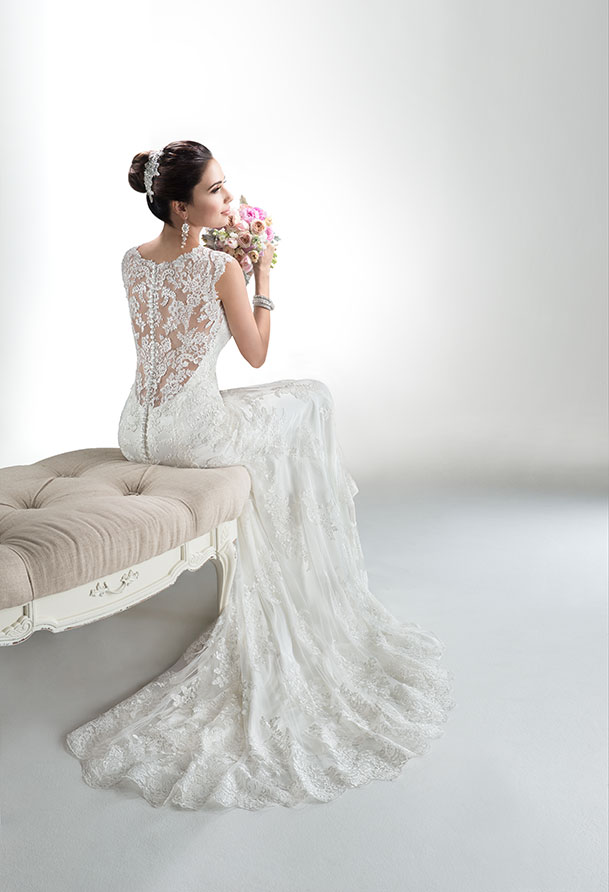 Maggie Sottero Bridal Collection - Brandy Dress