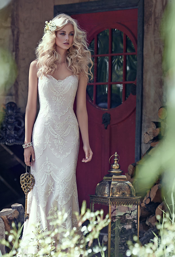 Maggie Sottero Bridal Collection - Kirstie Dress